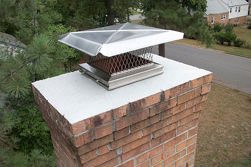 Chimney Caps Amp Chase Covers Newington Chimney Repair Chimney Cleaning Chimney Liner Ct